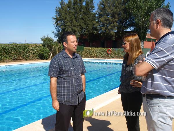 Noticias de vila real los socios del sme podr n utilizar for Horario piscina vila real