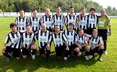 El Castellnovo CF se estrena con empate